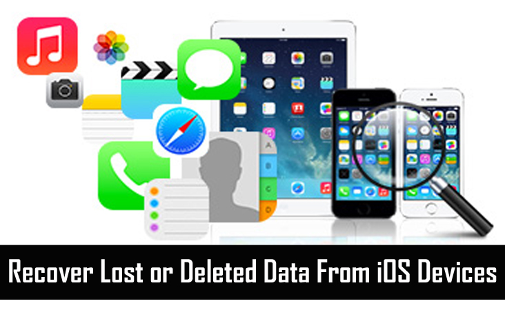How To Recover Lost Data From iOS Device