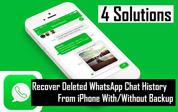 WhatsApp Chat Recovery For iPhone