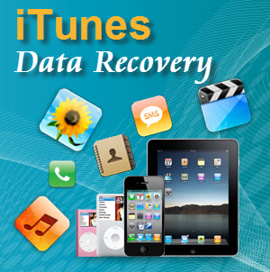 iTune data recovery