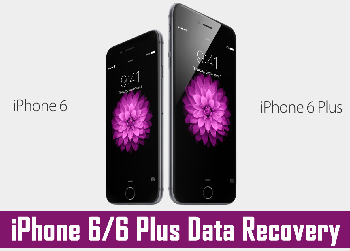 iPhone 6/6 Plus Data Recovery
