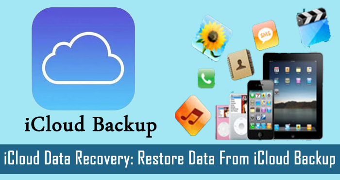 How To recover Data From iCloud Backup