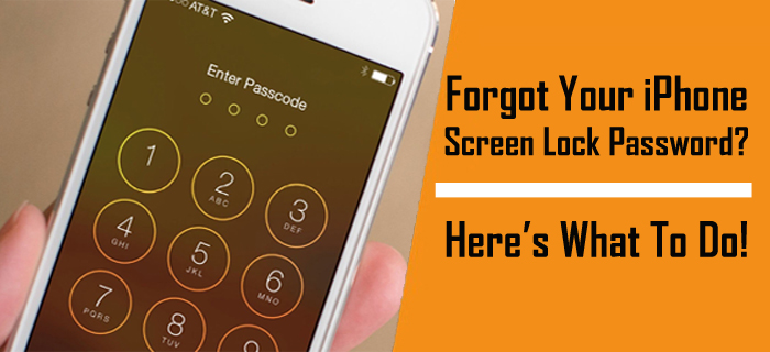 iPhone Passcode Removal Solutions