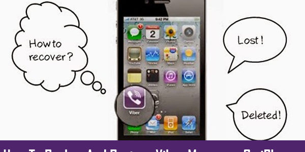 How To Backup And Restore Viber Messages On iPhone