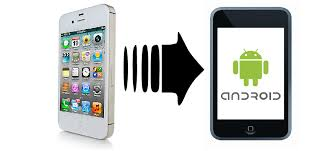 How to Transfer Data from iPhone to Android on Windows/Mac