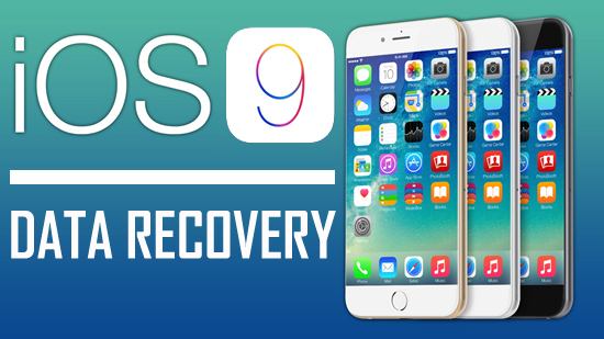 iOS 9 Data Recovery