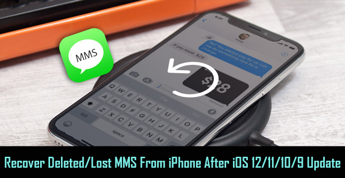 iPhone MMS Recovery