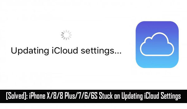 The best: iphone stuck on updating icloud settings