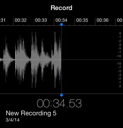 Recover lost voice memos from iPhone 6 Plus on Windows/Mac