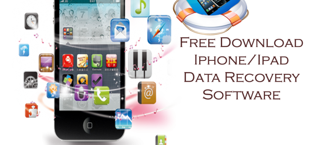 Free Download iPhone/iPad Data Recovery Software On Windows/Mac
