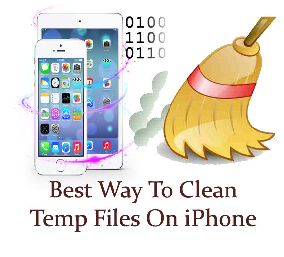 How To Clean Temp Files On iPhone 6/5S/5/4S/4 For Windows/Mac