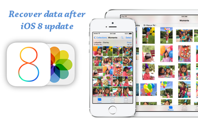 How To Recover Lost Data On iPhone After iOS 8 Update On Windows/Mac