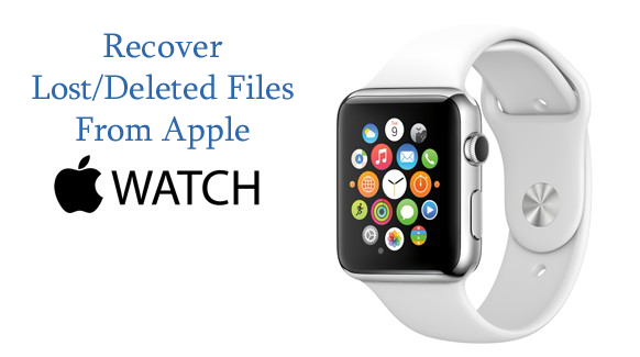 recover data from apple watch