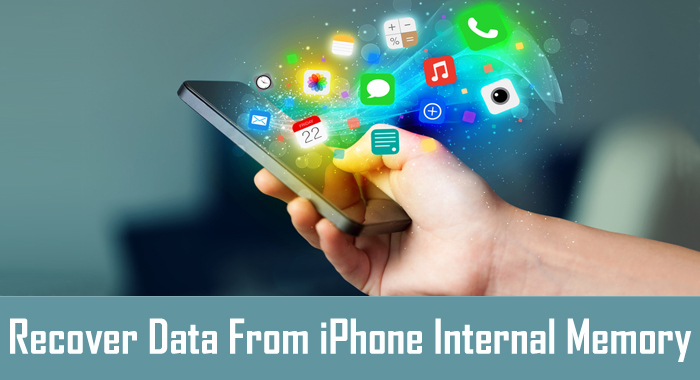 Recover Data From iPhone Internal Memory