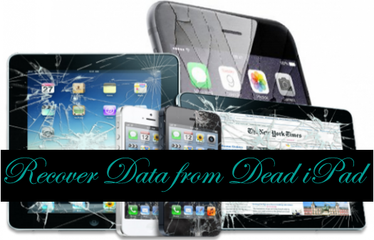 How to Recover Data from Dead iPad on Windows/Mac
