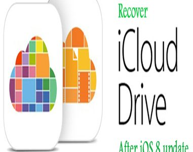 How to Recover Lost iCloud Drive Documents after iOS 8 Update?