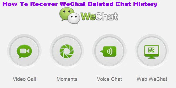 Recover WeChat History from iPhone Directly on Windows/Mac