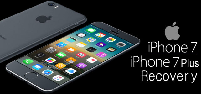 3 Ways to Recover Lost Data from iPhone 7