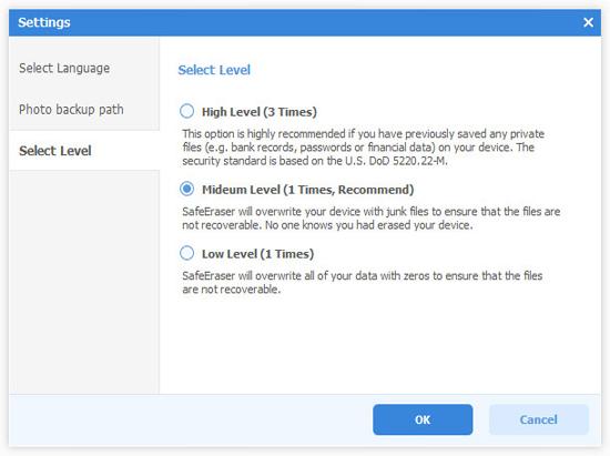 how to permanently delete ipad