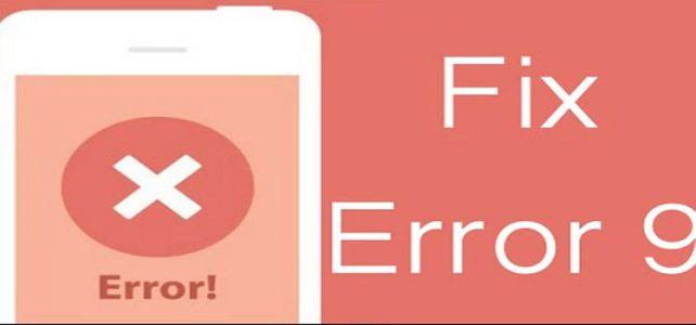 "Possible Ways to Fix ""iTunes Error 9"" on iPhone/iPad"