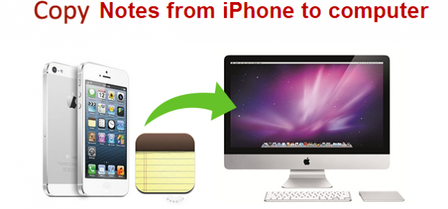 [TIPS]- Best Methods to Copy iPhone Notes to Computer/Mac