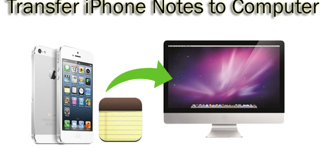 [TIPS]- Complete Guide to Transfer iPhone Notes to Computer in Easy Way