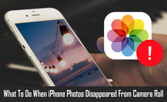 Fix iPhone Photos Disappeared From Camera Roll