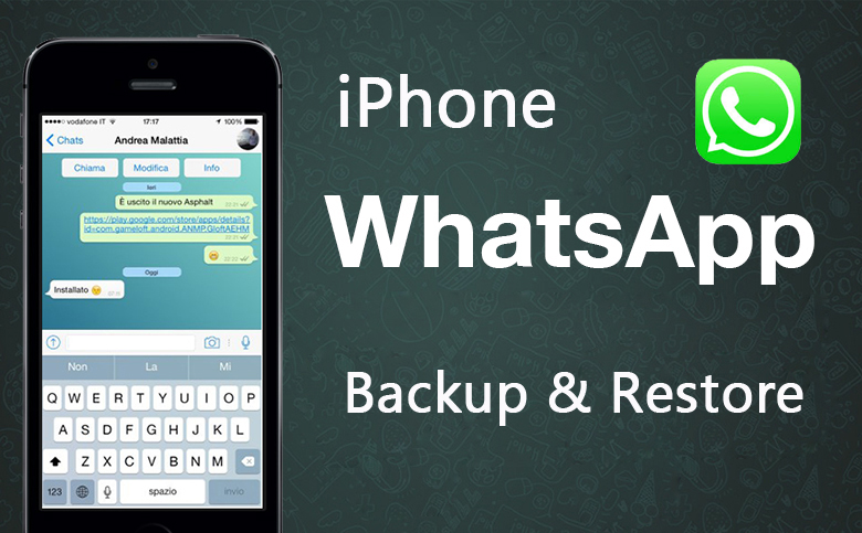 How To Restore Whatsapp Chat History on iPhone