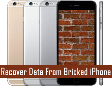 How To Recover Data From Bricked iPhone