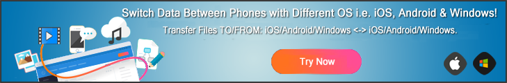 Try iOS Phone Switch Now
