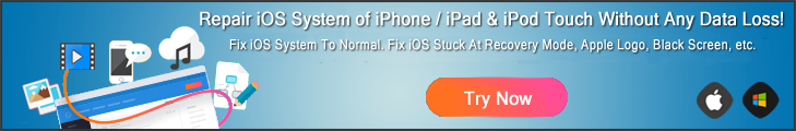 Try iOS System Repair Now