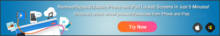 Try iOS Unlock Now
