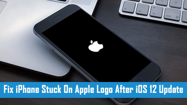 How To Fix iPhone Stuck On Apple Logo After iOS 12 Update