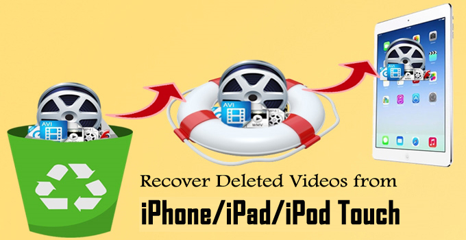 iPhone Video Recovery