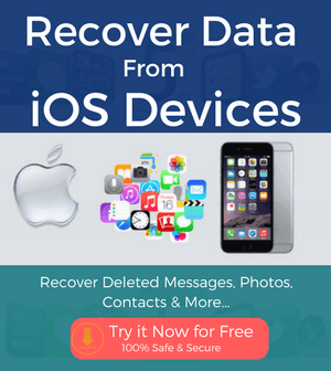 Free Download iOS Device Recovery