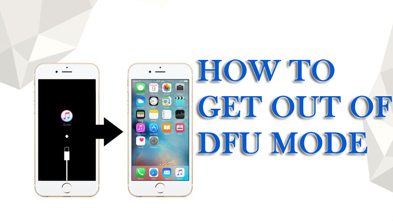 dfu restore iphone how to get out of dfu mode without restoring your iphone 10505