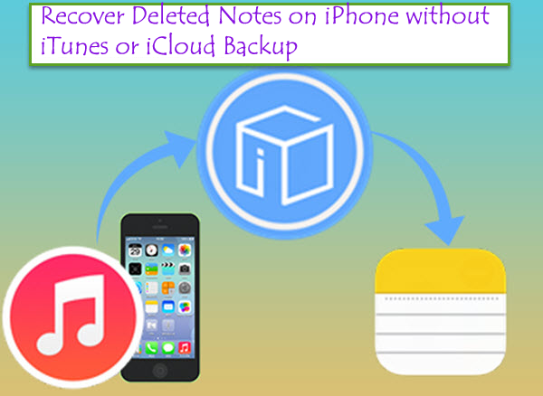 recover iphone photos after restore without backup recover deleted notes from iphone without itunes or icloud 20520