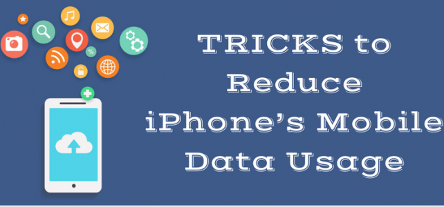 how to minimize data usage on iphone how to save iphone s mobile data archives ios device 20175